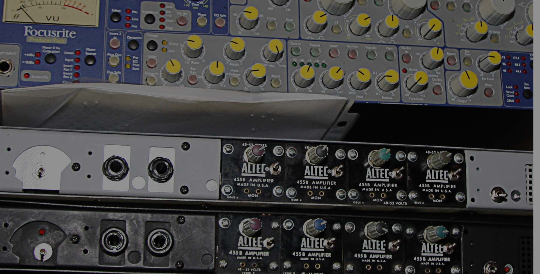 Musical Instrument Repair | Advanced Musical Electronics